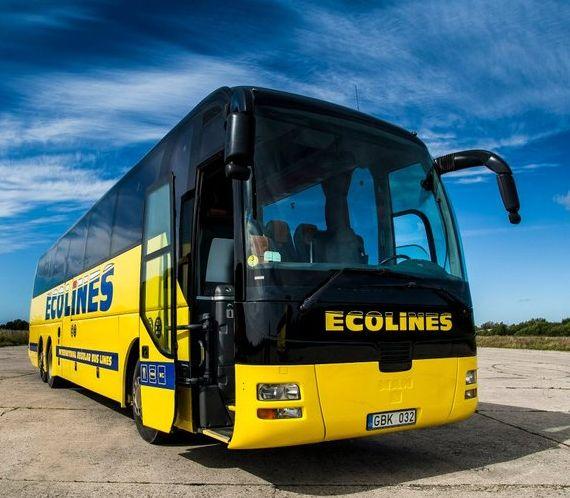 linie autokarowe ecolines