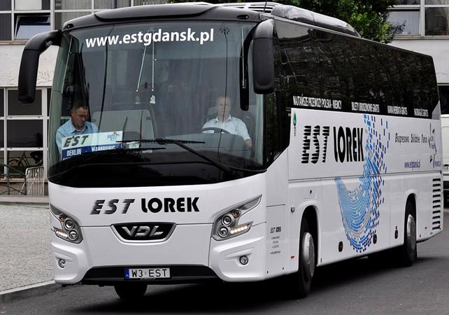 linie autokarowe est lorek
