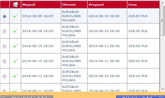 bilety eurobus-eurolines cieszyn-hamburg